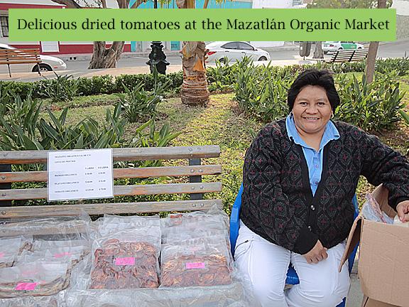 Mazatlan Organic Market Dried Tomatoes