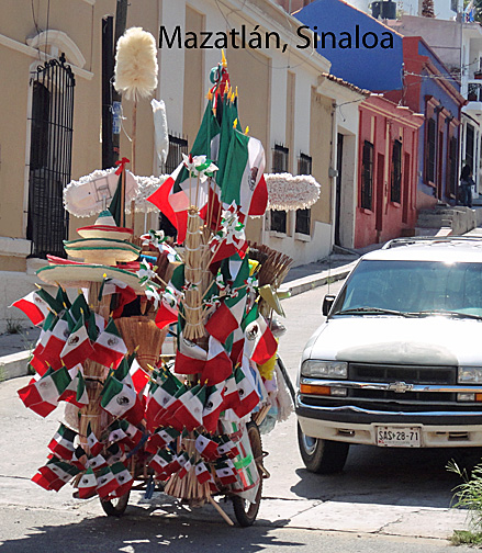mazatlan independence day