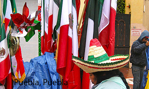 puebla independence day
