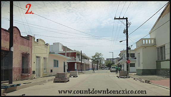 Mazatlan Mexico Summer 2012 Public Works Projects