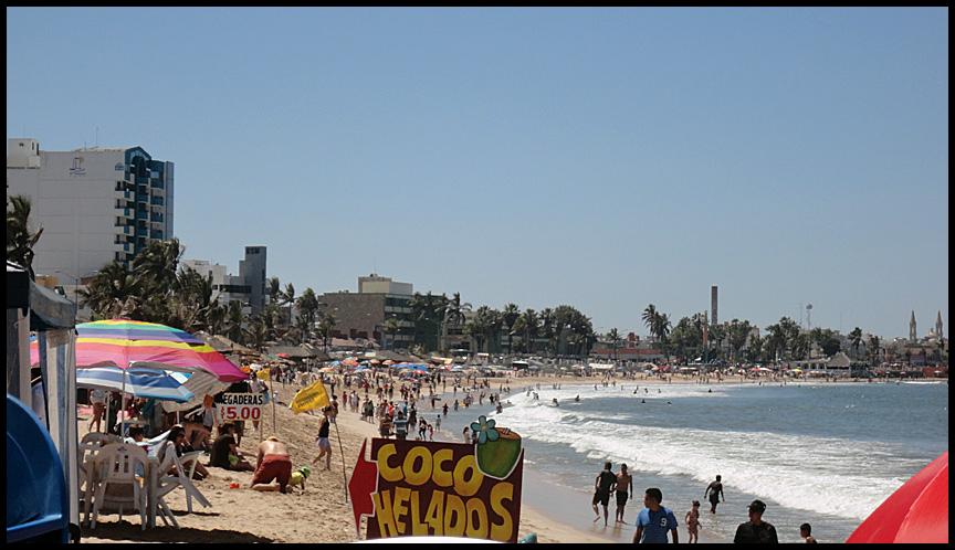 Semana Santa in Mazatlan 2012