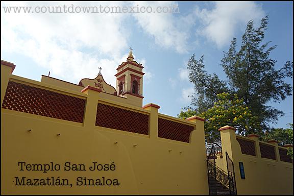 Templo San Jose Mazatlan Sinaloa