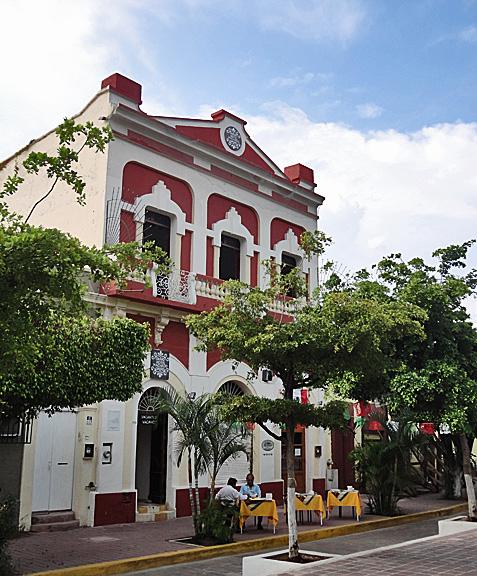 Hotel Machado, Mazatlan