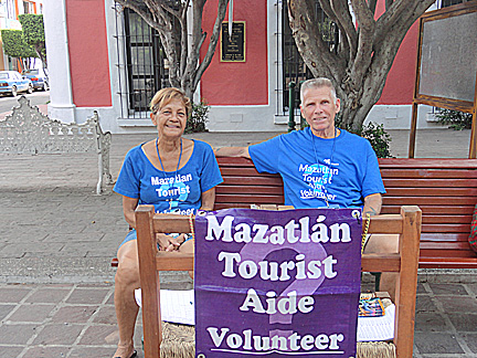 Mazatlan Tourist Aide Volunteers