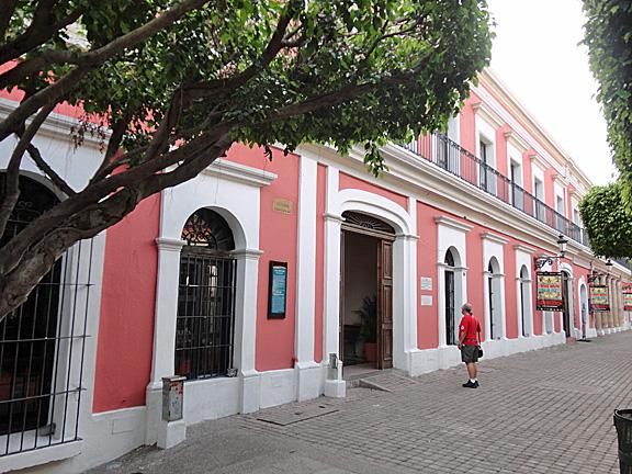 Plazuela Machado, Mazatlan