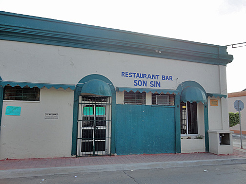 Restaurant Bar Son Sin Mazatlan