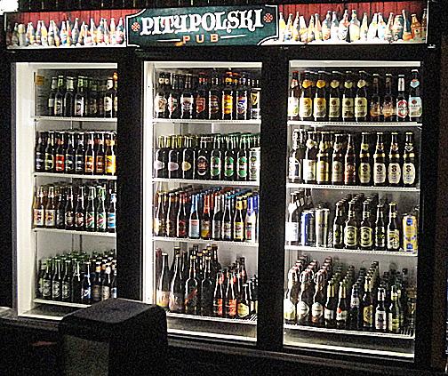 Pity Polski Bar, Mazatlan